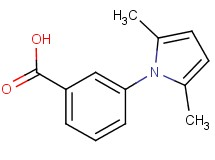 3-(2,5-dimethyl-1H-pyrrol-1-yl)benzoic acid