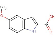 5-methoxy-1H-indole-2-carboxylic acid
