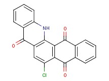 6-chloronaphtho[2,3-c]acridine-5,8,14(13H)-trione