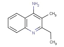 5-bromonicotinic acid - 2-ethyl-3-methyl-4-quinolinamine (1:1)