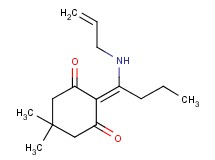 2-[1-(allylamino)butylidene]-5,5-dimethyl-1,3-cyclohexanedione