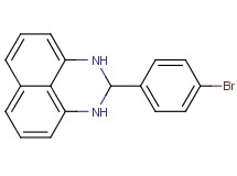 2-(4-bromophenyl)-2,3-dihydro-1H-perimidine