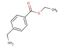 [4-(ethoxycarbonyl)phenyl]methanaminium 3-carboxypropanoate
