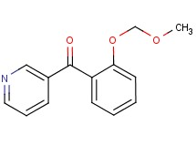 [2-(methoxymethoxy)phenyl](pyridin-3-yl)methanone