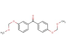 [3-(methoxymethoxy)phenyl][4-(methoxymethoxy)phenyl]methanone