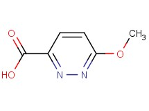 6-methoxy-3-pyridazinecarboxylic acid