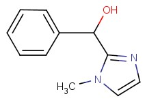 (1-methyl-1H-imidazol-2-yl)(phenyl)methanol
