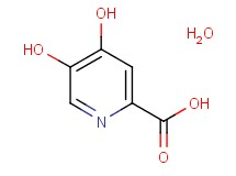 4,5-dihydroxy-2-pyridinecarboxylic acid hydrate