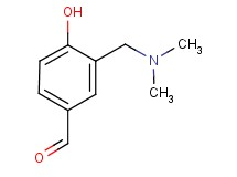 3-[(dimethylamino)methyl]-4-hydroxybenzaldehyde