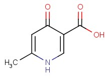 6-methyl-4-oxo-1,4-dihydropyridine-3-carboxylic acid