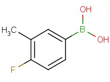 (4-fluoro-3-methylphenyl)boronic acid