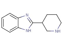 2-piperidin-3-yl-1H-benzimidazole