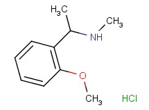 [1-(2-methoxyphenyl)ethyl]methylamine hydrochloride