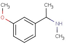 1-(3-methoxyphenyl)-N-methylethanamine