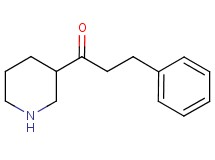 3-phenyl-1-piperidin-3-ylpropan-1-one