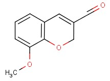 8-methoxy-2H-chromene-3-carbaldehyde