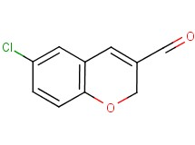 6-chloro-2H-chromene-3-carbaldehyde