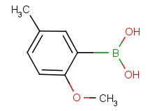 (2-methoxy-5-methylphenyl)boronic acid