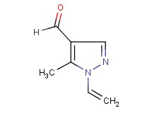5-methyl-1-vinyl-1H-pyrazole-4-carbaldehyde
