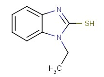 1-ethyl-1H-benzimidazole-2-thiol