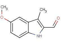 5-methoxy-3-methyl-1H-indole-2-carbaldehyde