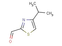 4-isopropyl-1,3-thiazole-2-carbaldehyde