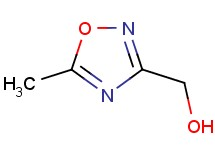(5-methyl-1,2,4-oxadiazol-3-yl)methanol