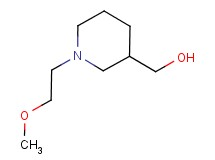 [1-(2-methoxyethyl)piperidin-3-yl]methanol