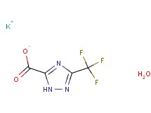 potassium 3-(trifluoromethyl)-1H-1,2,4-triazole-5-carboxylate hydrate