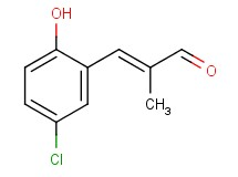 (2E)-3-(5-chloro-2-hydroxyphenyl)-2-methylacrylaldehyde