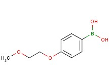 [4-(2-methoxyethoxy)phenyl]boronic acid