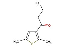 1-(2,5-dimethyl-3-thienyl)butan-1-one