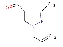 1-allyl-3-methyl-1H-pyrazole-4-carbaldehyde