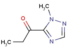 1-(1-methyl-1H-1,2,4-triazol-5-yl)-1-propanone