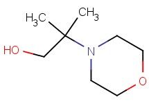 2-methyl-2-(4-morpholinyl)-1-propanol
