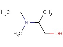 2-[ethyl(methyl)amino]-1-propanol