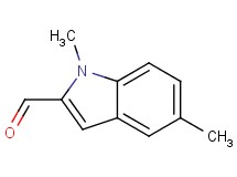 1,5-dimethyl-1H-indole-2-carbaldehyde