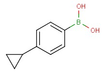 (4-cyclopropylphenyl)boronic acid