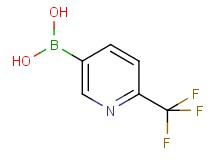 [6-(trifluoromethyl)pyridin-3-yl]boronic acid