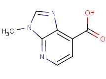 3-methyl-3H-imidazo[4,5-b]pyridine-7-carboxylic acid