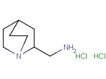 (1-azabicyclo[2.2.2]oct-2-ylmethyl)amine dihydrochloride