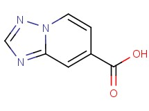[1,2,4]triazolo[1,5-a]pyridine-7-carboxylic acid