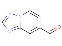 [1,2,4]triazolo[1,5-a]pyridine-7-carbaldehyde
