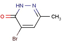 4-bromo-6-methyl-3(2H)-pyridazinone