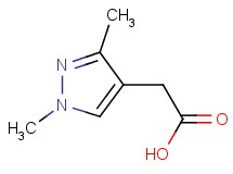 (1,3-dimethyl-1H-pyrazol-4-yl)acetic acid