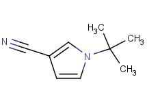 1-tert-butyl-1H-pyrrole-3-carbonitrile