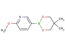 5-(5,5-dimethyl-1,3,2-dioxaborinan-2-yl)-2-methoxypyridine