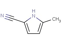 5-methyl-1H-pyrrole-2-carbonitrile