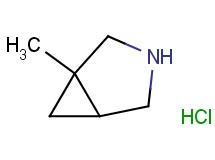 1-methyl-3-azabicyclo[3.1.0]hexane hydrochloride