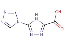 4H-3,4'-bi-1,2,4-triazole-5-carboxylic acid